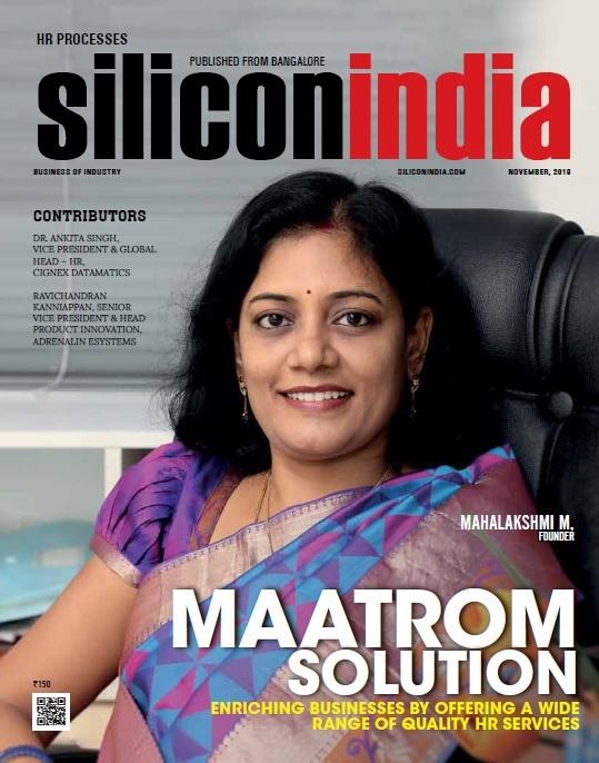 Silicon India Maatrom Solution