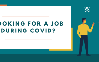 Looking for a job during covid?