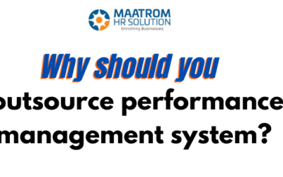 Why should you outsource your company's performance management system?