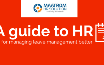 A guide to HR for managing leave management better